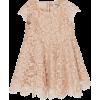 DOLCE & GABBANA peach pink lace girl - Obleke -