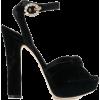 DOLCE & GABBANA platform sandals 695 € - Classic shoes & Pumps -