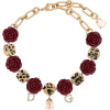 DOLCE & GABBANA roses necklace - Necklaces -
