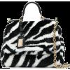 DOLCE & GABBANA zebra print Sicily bag 1 - Hand bag -