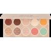 DOMINIQUE COSMETICS Latte 2 Eyeshadow Pa - Cosmetics -