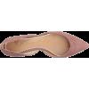 D'Orsay ballerina flats - Flats -