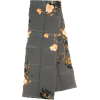 DRIES VAN NOTEN Floral down-padded silk - Scarf -
