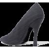 DRIES VAN NOTENPinstriped canvas pumps - Classic shoes & Pumps - 337.50€  ~ $392.95