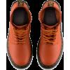 DR MARTENS orange boots - Botas -