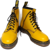 DR MARTENS yellow boots - Boots -