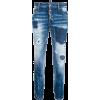 DSQUARED2 Boyfriend Jeans - Leggings -