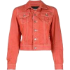 DSQUARED2 orange denim jacket - Jakne i kaputi -