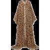 DUNDASAnimal-print metallic fil coupé si - Jacket - coats -