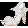 DUNE Magician Twist Heel 2 Part Sandals - Sandals - £76.00  ~ $100.00