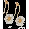Daisy earring - Earrings -