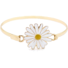 Daisy bangle bracelet - 手链 -