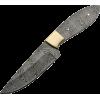 Damascus knife - Equipment -