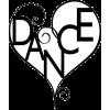 Dance Text - Illustraciones -