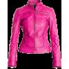 Danier Pink Leather Jacket Style - Jacken und Mäntel -