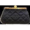 Chanel Satin Hand bag - Hand bag -
