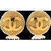 chanel naušnice - Naušnice -