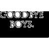 goodbye - Texts -
