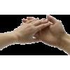 muška i ženska ruka - Illustrations -