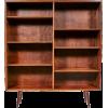 Danish Bookcase Poul Hundevad 1960s - Namještaj -