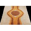 Danish Rya rug 1950s or 60s - Furniture -