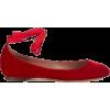 Daria velvet ballet flats   Tabitha Simm - Flats -