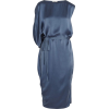 DayBirger Et Mikkleson Draped Silk dress - Dresses -
