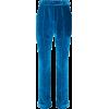 De La Vali - Velvet trousers - Capri hlače -