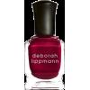 Deborah Lippmann - Nail polish - Cosméticos -