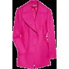 A.McQueen Coat - Jacket - coats -