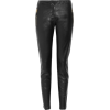 A.McQueen Leather pants - Pants -