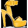 B.Bui Sandals - Platformy -