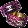 Chanel Bracelets - Браслеты -