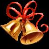 Christmas Bell Gold - Illustraciones -