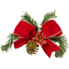 Christmas Bow Red - Illustrazioni -