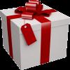 Gift White - Predmeti -