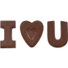 I love you Choco - Texts -