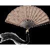 L.Vuitton Fan - Accessories -