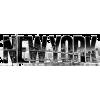 New York - Texts -