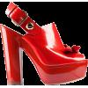 S.Rykiel Sandals - Platformke -