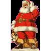 Santa Claus - イラスト -
