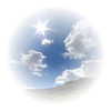 Sky Blue - Natureza -