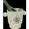 Swarovski Crystal Bucket - Pijače -