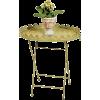 Table - Möbel -