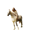 Woman/horse - Personas -