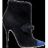 Yves Saint Laurent Ankle Boots - Boots -