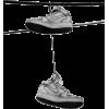 Hanging sneakers - Objectos -