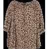 leopard bluza - Tunike -
