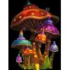 Mushrooms - Plants -