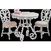 stol i stolice - インテリア -